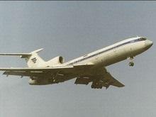 У российского Ту-154 в полете разгерметизировалась кабина