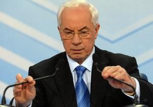 Азаров хочет воссоздать морской и речной флот Украины