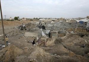 Израиль возобновил поставки гуманитарной помощи в сектор Газа