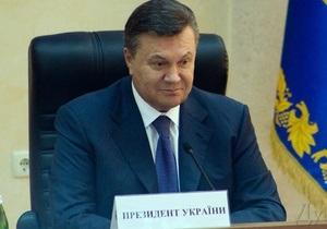 Янукович перепутал Донецкую область с Одесской