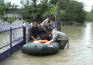 МЧС готовится эвакуировать 10 тысяч жителей Одесской области