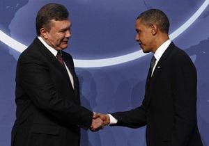 Украина заинтересована в усилении гарантий безопасности со стороны США