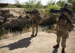 Число американских солдат в Афганистане превысило контингент США в Ираке