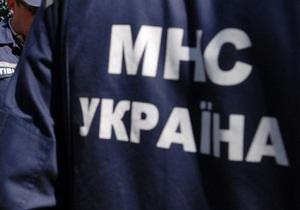 В Черкассах местный житель поджег свою квартиру и заградил пожарным вход