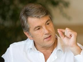 Ющенко назначил начальника СБУ в Сумской области