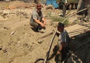 В Киеве на строительстве станции Теремки прогремел взрыв, пострадавших нет