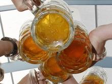 В августе экспорт пива уменьшился более чем на треть