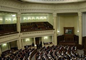 Выборы: БЮТ требует создать в Раде следственную комиссию и заслушать Медведько. ПР - против