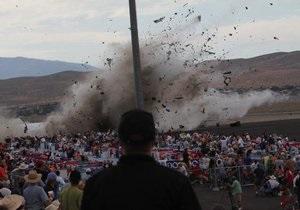 В результате катастрофы на авиашоу в США погибли девять человек
