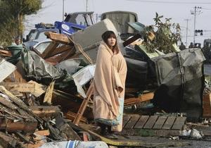 Сотни тысяч японцев страдают от недостатка пищи и воды