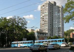 Би-би-си снимает программу о Днепропетровске