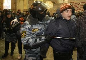 Медведев: Участники погромов и драк должны сидеть в тюрьме