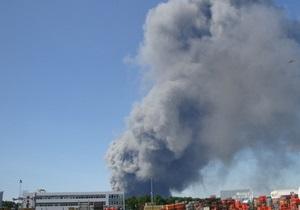 Технополис опровергает информацию о пожаре на своих складах в Броварах Киевской области