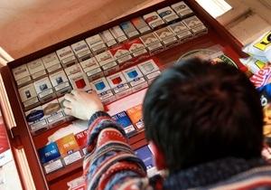 ЕС теряет 10 миллиардов евро в год из-за контрабанды сигарет