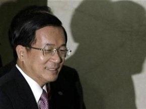 Бывший президент Тайваня вновь арестован