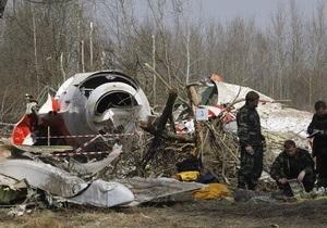 Взрыва и пожара на борту разбившегося под Смоленском самолета не было