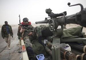 Ливийская армия применила артиллерию для захвата Эз-Завии: очевидцы сообщают о 30 погибших
