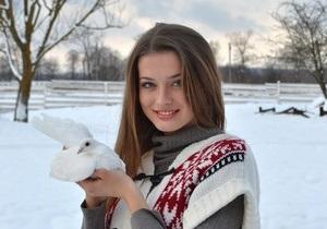 В Киеве выбрали Мисс Украина 2013