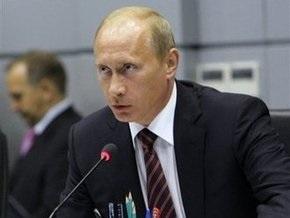 Путин прилетел в Хакасию, где осмотрит последствия аварии на ГЭС