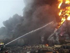 Взрыв на химзаводе в Китае: новые подробности
