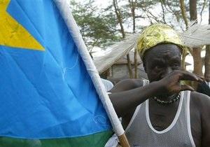 Парламент Судана установил правила проведения референдума о независимости южных провинций