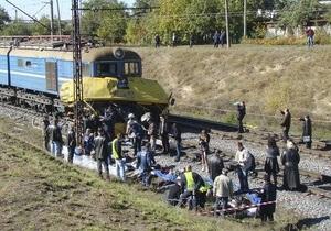 ГАИ: ДТП в Днепропетровской области стало самым масштабным за годы независимости Украины
