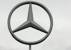 Еврокомиссия одобрила запрет Францией ввоза новых Mercedes