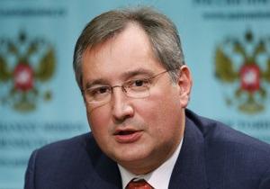 Рогозин выразил опасения Москвы по поводу размещения флота США в северных морях