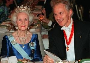 Шведская принцесса Лилиан скончалась в возрасте 97 лет