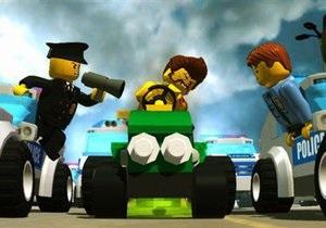 Lego - странные новости: Lego раскритиковали за агрессивные лица человечков