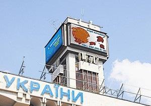 Часы на Майдане Незалежности заменят на четыре светодиодных экрана