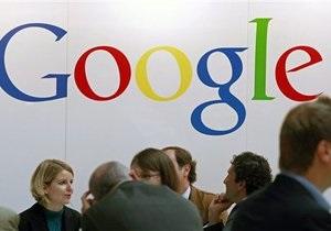 Google впервые предоставил российским властям данные о пользователях