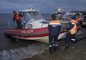 Водолазы начали поднимать тела детей с затонувшего теплохода Булгария