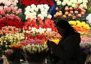 Сегодня в Украине отмечается международный женский день