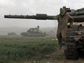 Палестинские боевики обстреляли юг Израиля после заявления Олмерта о перемирии