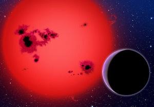 Астрономы обнаружили в созвездии Змееносца планету, где есть вода