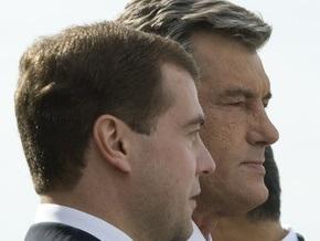 Ющенко написал Медведеву письмо о газе