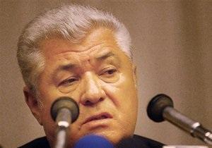 Экс-президент Молдовы отказался от встречи с Саакашвили: Нам не о чем говорить