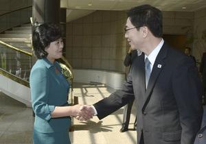 Состоялись первые за два года переговоры Северной и Южной Кореи