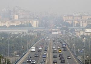 Москва установила новый абсолютный температурный рекорд