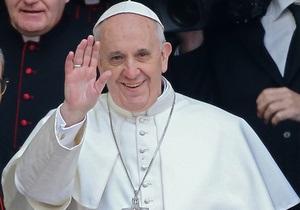 Новый Папа Римский - Янукович - Янукович поздравил нового Папу Римского