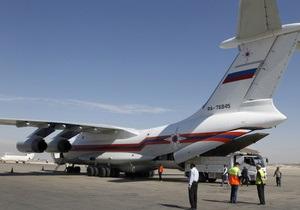 Госдеп США критикует Москву за поставку грузов Дамаску
