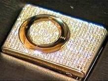 В Лондоне на продажу выставлен бриллиантовый iPod