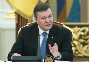 Сегодня Янукович прибудет в Раду