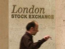 Лондонская биржа упала до двухлетнего минимума