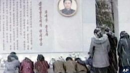 Северокорейские СМИ: природа скорбит о смерти вождя