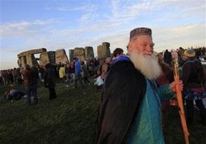 Друидизм официально признали религией в Британии