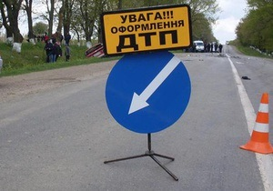 Янукович: Украина ежегодно теряет $5 млрд из-за ДТП