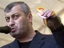 Кокойты заявил о задержании группы грузинских диверсантов