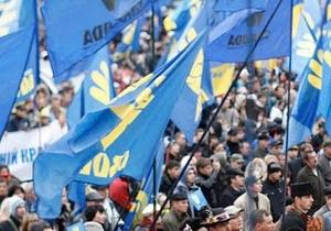 Свобода: В Донецке милиция избила участников акции памяти Героев Крут